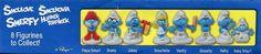 Schlümpfe Smurfs Sweet´n Fun Einzelfigur En Auswählen Neu 2015 Peyo | eBay