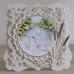 GREET'S KAARTENSITE, Filigree card, Marianne Design