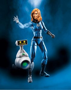 MARVEL LEGENDS SERIES 6-INCH Walgreens Exc - Invisible Woman