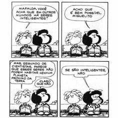 Ah essa Mafalda...