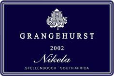 Grangehurst Nikela 2002