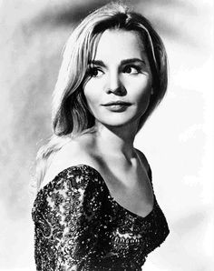 Tuesday Weld, '60s actress.