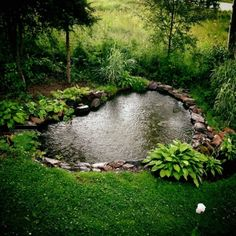 pond landscaping 40 Beautiful Inspiring Garden Pond Design For Your Outdoor Space 50 Awesome DIY Garden Pond Plans You Can Build To Add Beauty To Your Backyard Pond Landscaping, Ponds Backyard, Florida Landscaping, Modern Backyard, Backyard Retreat, Tropical Landscaping, Backyard Pergola, Backyard Ideas, Garden Pond Design