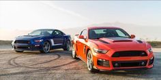 2015 Roush Stage 3 Mustang Unveiled!