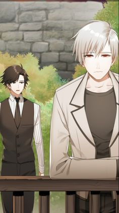 When I first saw this I thought Jumin was tiny