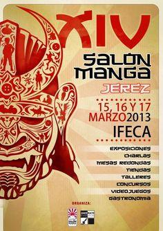 XIV Salón del Manga de Jerez