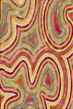 MWLL-1098-Carnaby - COLOURFUL Collections - Matthew Wailes London - Bespoke Hand Knotted Carpets and Rugs