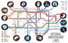 Illustrative Maps on Behance