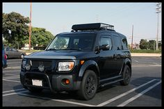 Element ready for offroading. by CashAvery, via Flickr