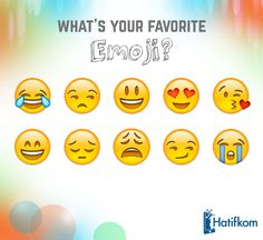Emoji, The new language of the internet, is improving the way we communicate online.  #Emoji #InterestingFacts