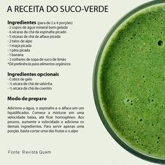 #suco verde