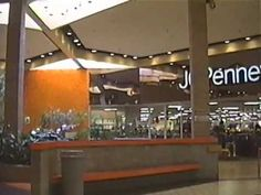 Signal Hill Mall (Statesville, NC) footage from 1991
