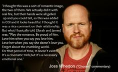 Joss Whedon about the last episode of Buffy the Vampire SLayer