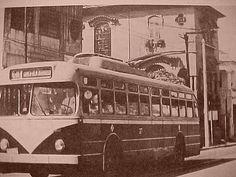 "https://flic.kr/p/Muspf | 1965  An. - Ônibus ""Chifrudo"" - Humaitá - 1965 | Botafogo -   Humaitá"