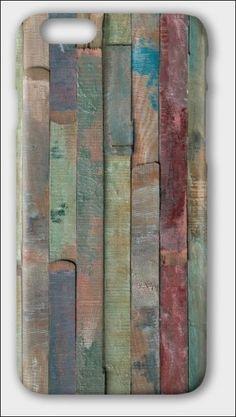 backcase mit rundum-druck für iPhone6 Plus Motiv Holz-Optik Rio