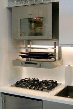Wenn ich meine Küche ohne Limit ausstatten könnte wäre dieser Ofen ganz oben auf meiber Wunschliste
