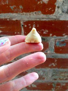 urban vegan: easy cashew kisses