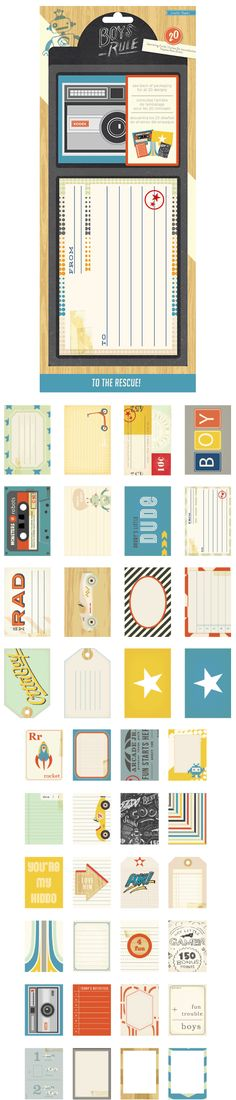 CHA 2014 Crate Paper Cards 2