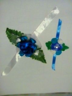Maid of Honour Wrist Corsage
