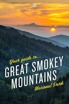 There's even more to The Great Smoky Mountains than just Pigeon Forge, Clingmans Dome and Blue Ridge Parkway. We compiled a guide to navigate the park's loaded Southern Appalachian history, mountain culture, and endless fun!