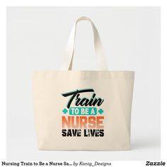 Crazy Cow Lady Durable Canvas Tote Bag  Reusable Bag  Farm Life  Barn Life  Canvas Bags  Farm Gifts