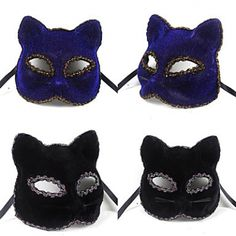 Panther Halloween Animal Mask Half Face Mask #Lovejoynet #Mask Mask Online, Half Face Mask, Animal Masks, Halloween Masks, Panther, Animals, Painting, Fashion, Moda