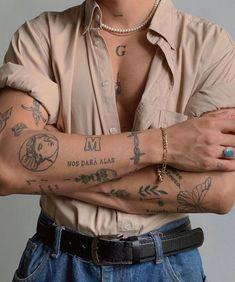 New Tattoos, Tattoos For Guys, Tatoos, Sexy Tattooed Men, Tattoo Shop, Arm Tattoo, Tattoo Inspiration, Tatting, Tattoo Quotes