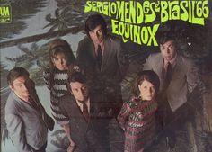 SERGIO MENDES & Brasil 66 LP Equinox