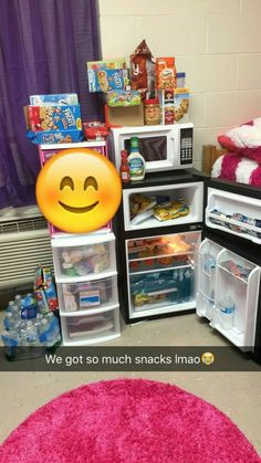 15 ways to organize your food in your college apartment 5