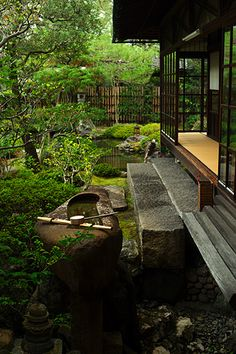 Zen Gardens Asian Garden Ideas 68 Images: Japan, Kyoto (京都) And Namikawa Cloisonné Museum (並河靖之七宝記念館 Japan Garden, Kyoto Garden, Japanese House, Japanese Gardens, Japanese Style, Japanese Plants, Japanese Architecture, Japanese Culture, Dream Garden