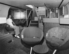Lockheed L-1011 Tristar Lounge | Flickr