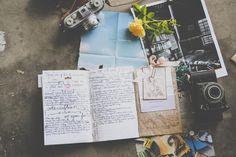 A lovely post on journalling via Grace's Garden Walk Pretty Words, Pretty Art, Moleskine Sketchbook, Sketchbooks, Writing Classes, Dear Diary, Pen And Paper, Smash Book, Mini Books