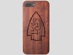 Kansas City Chiefs Wooden iPhone 7 Plus Case