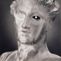 Mimmo  Jodice:  Mediterraneo III , 1983.