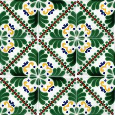 talavera tile patterns - Google Search