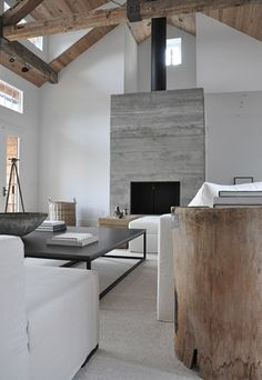 Barndominium living room