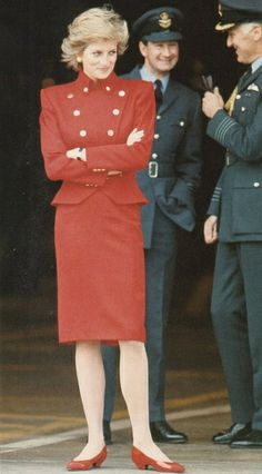 Princess Diana! Did she EVER take a bad photo?  The camera loved her as much as the people did.
