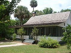 Cross Creek Florida...Marjorie Kinnan Rawlings Florida home...Cuban sandwiches next door in Micanopy