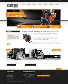 Carer Carrelli Elevatori www.carerforklift.com