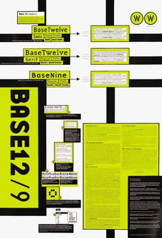 Base 9 & 12 Design Information: Emigre Fonts