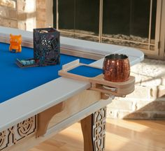 The table-top gaming system you have been waiting for. Adjustable, expandable, durable and a lot of fun: Game your way!
