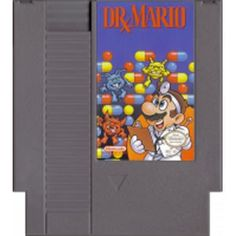 Mario for the Original Nintendo NES. This classic game has been cleaned, tested, and is guaranteed to work. Old Nintendo Games, Nes Games, Lisa Game, Mario, Original Nintendo, Childhood Days, Brain Games, Game Logo, Entertainment System