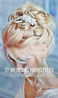 Find the hairstyle that's going to look the best and last the longest when you're twirling around the dance floor for your first dance. www.chasedance.com.au
