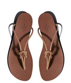 Knot sandals | Hermès