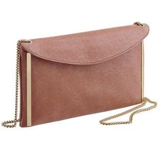 Victoria Beckham Large Clutch with Chain