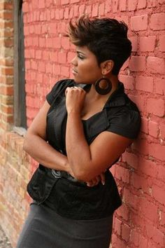 25 Nice Short Hairstyles for Black Women