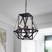Shop for The Gray Barn Otis Modern Antique Black Iron Chandelier. Get free delivery On EVERYTHING* Overstock - Your Online Ceiling Lighting Store! Get in rewards with Club O! Black Iron Chandelier, Bronze Chandelier, Iron Chandeliers, Beaded Chandelier, Kitchen Chandelier, Lantern Chandelier, Wheel Chandelier, Hallway Chandelier, Country Chandelier