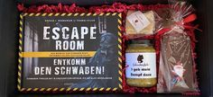 Ho-Ho-Ho   SchwabenLiebe Escape Room, Fortune Cookie, Insect Hotel, Tips
