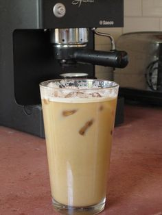iced americano coffee