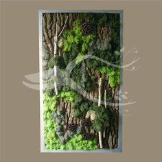 Lichens Art Wall (90X50 CM) = 1019.00 RON piece